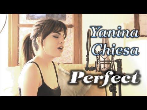 Yanina Chiesa - Perfect - Ed Sheeran - F - legenda dupla - romântica - 094