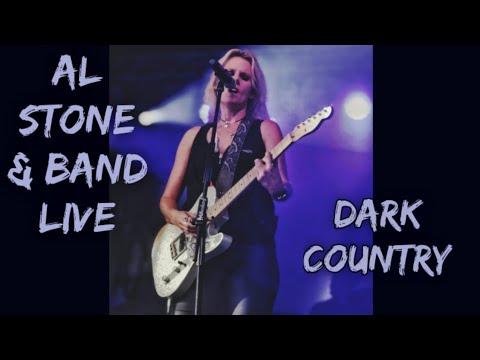 Al Stone & Band Stadtfest Giessen, Dark Country