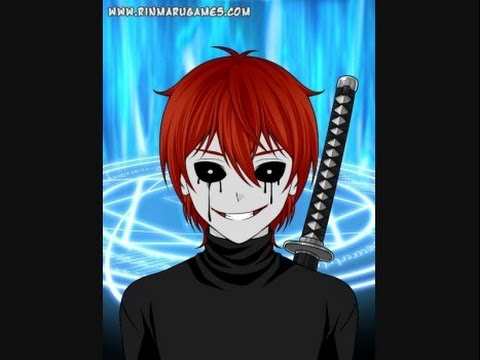 images of creepypasta character