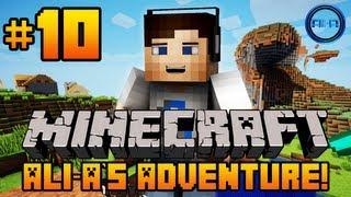 Minecraft - Ali-A's Adventure #10! -