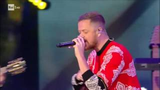 Imagine Dragons - Thunder [Live at Wind Music Awards 2017]