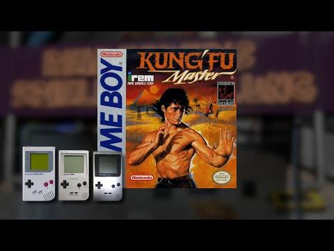Gameplay : Kung Fu Master [Gameboy]