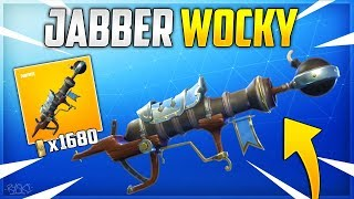 Fortnite: Fortnite's Most Powerful Launcher Save the World!! - ( The Jabberwocky)