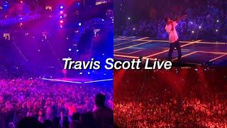 Vlog+Grwm: Travis Scott ASTROWORLD Live