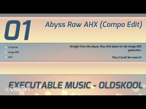 Revision 2013 - Executable Music Oldschool Competition