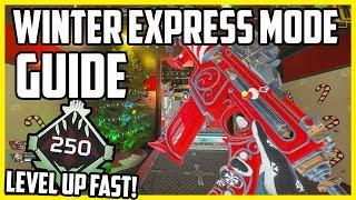 Apex Legends Winter Express Mode Insane XP Farming Guide!