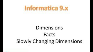 what is a dimension fact and scd