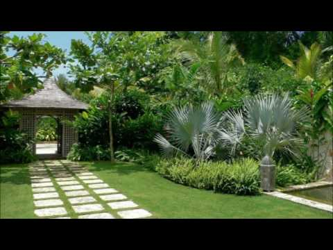 30 ideas para jardines r sticos youtube - Ideas de jardines ...