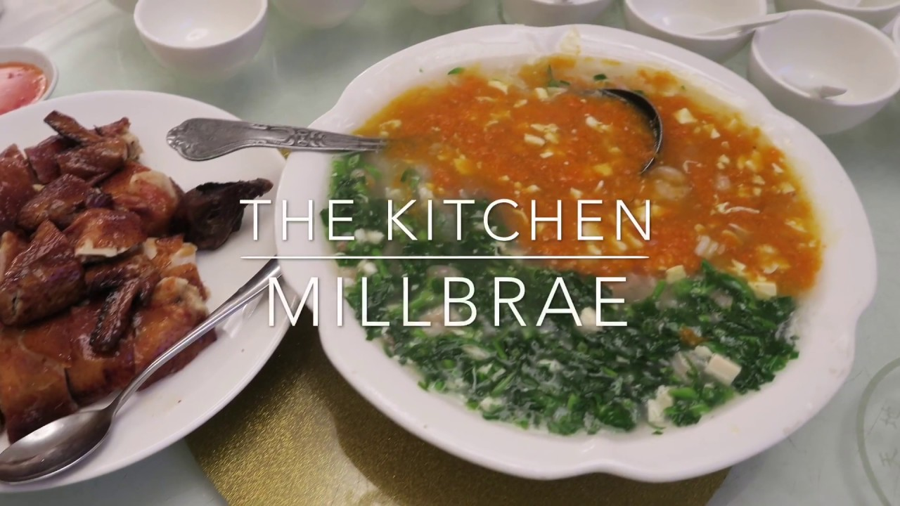 the kitchen - a chinese restaurant in millbrae - youtube