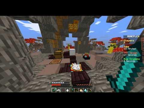 Mineplex Skywars Achievement kit Tips How do get the TNT Achievement Fast