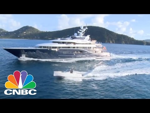 $200 Million Super Yacht For Sale | CNBC