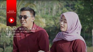 Woro Widowati Ft. Galih Wicaksono - Banyu Moto (Official Music Video)