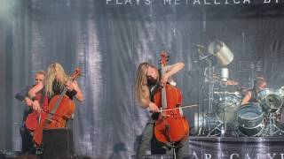 Apocalyptica - Escape Live @ Tuska Open Air, Finland 2/7/2017