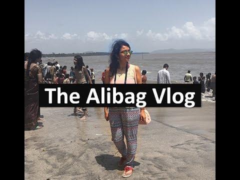 Day trip from Mumbai to Alibaug | Alibag Vlog