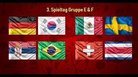 WM Tipps zu Deutschland - Südkorea, Brasilien - Serbien, Schweiz - Costa Rica und Mexiko - Schweden