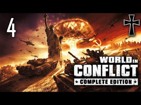 """World in Conflict: Soviet Assault - Misión 4: """"Cosecha"""""""