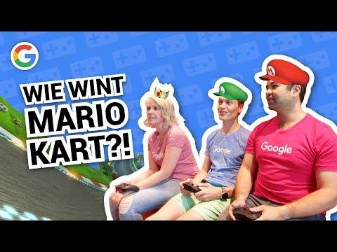 Wie is de baas bij Mario Kart?! - Vraag het Google #83