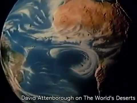 David Attenborough on the World's Deserts