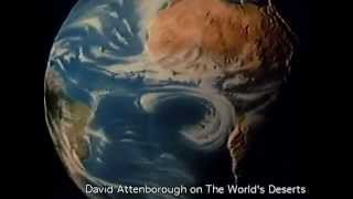 David Attenborough on the World