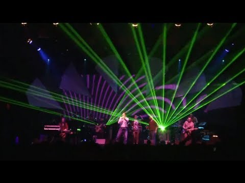 """123"" by The Motet, The Fillmore, Denver 4.20.13"