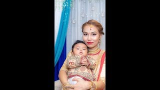 Nepali Pasni Weaning Reception Highlights Annaprashan