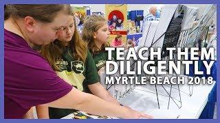 TEACH THEM DILIGENTLY 2018 (5/17/18 - 5/20/18)