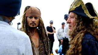 Пираты Карибского моря 5: Мертвецы не рассказывают сказки — Русское видео о создании фильма (2017)