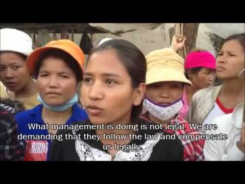 Cambodia: Illegal Abuse at Walmart and H&M Supplier