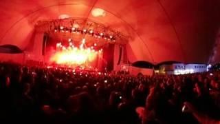 Slayer Raining Blood 360 VR Boston Blue Hills Pavilion