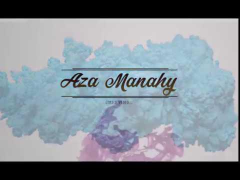 Aza manahy-Groupe RAN (video lyrics)