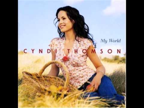 Cyndi Thomson  What I Really Meant to Say karaoke