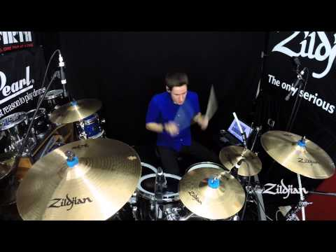 Zildjian ZBT/ZHT Covers with Casey Cooper - Pop – ZBT