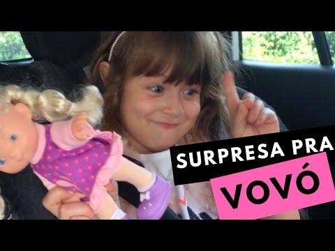 Transformei Minha Mãe | Vlog Carina Fernandes