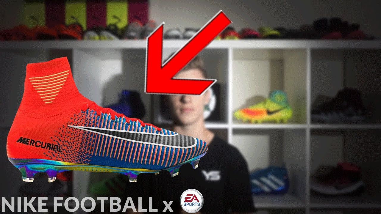 new product 75208 3ff6e Nike Mercurial x EA Sports | First look & Unboxing