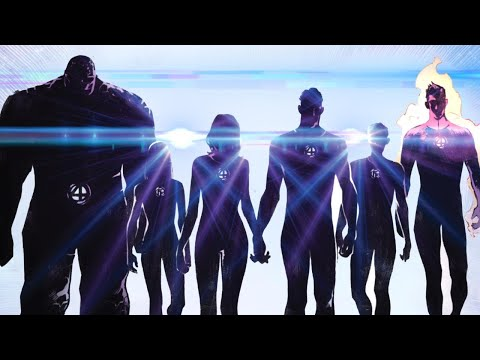 THE RETURN OF THE FANTASTIC FOUR -- Teaser Trailer