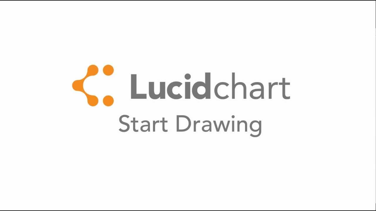 Drawing A Diagram In Lucidchart Drag And Drop Youtube How To Draw Use Case Uml