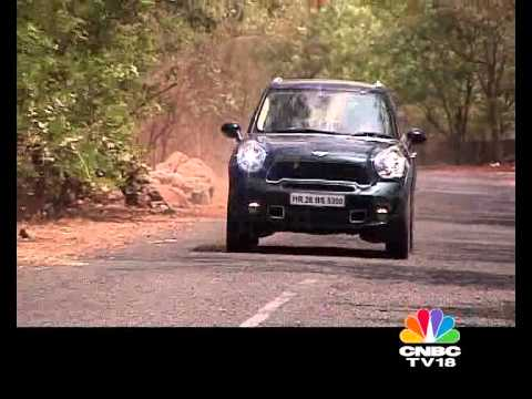 2012 Mini Countryman S road test - OVERDRIVE