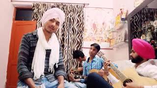 Ajj Vi Chaunni Aah (Full Video)| Ninja ft Himanshi Khurana| Gold Boy  Cover By Love Lohka GUITAR De