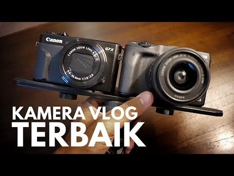 Canon G7x II VS EOS M3, Kamera TERBAIK & TERLARIS 2017