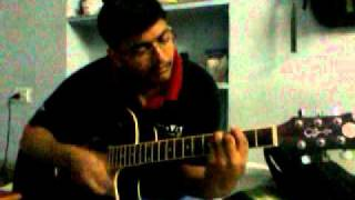 Jal-Sajni Guitar Cover by me!!!!!!!