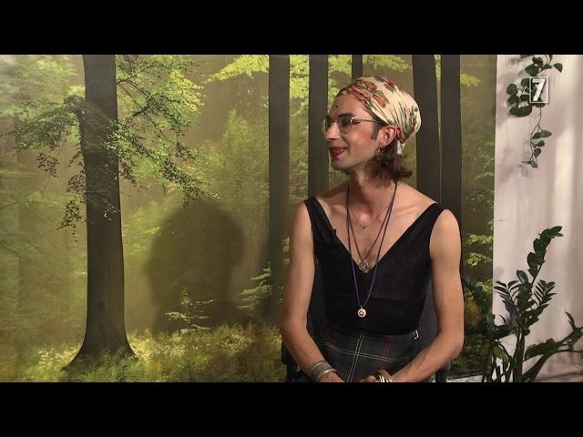 Wywiad z jedyną transgenderową kandydatką na Prezydenta Krakowa Valą T. Foltyn