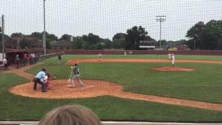 Matthew Stinebiser 2015 A.Green Baseball - Class of 2018