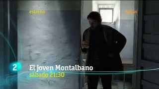 El joven Montalbano - Promo estreno La 2 TVE