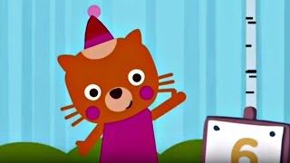 Игры для детей: Развивающие задания. Мультики про животных