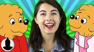 The Berenstain Bears Theory - Alternate Realities? - Cartoon Conspiracy (Ep. 77) @ChannelFred