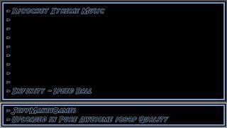Ricochet Xtreme Music - Infinity - Speed Ball [1080p HD]