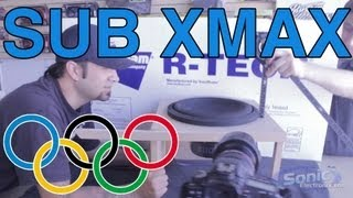 Sub Excursion | Subwoofer Olympics (Event 3 of 4)