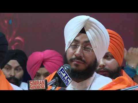 Nahi Chhodou Re Baba Ram Naam | Bhai Jaskaran Singh Patiala Wale | Sikh Tv