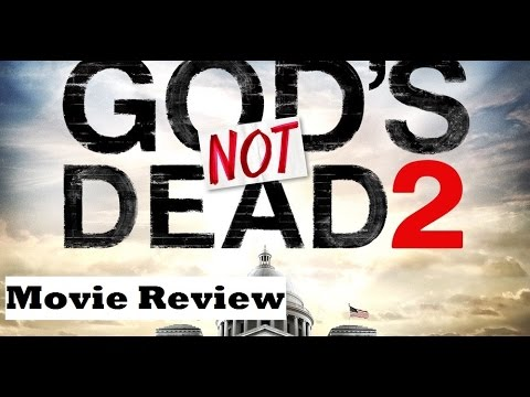 God's Not Dead 2 (2016) Movie Review