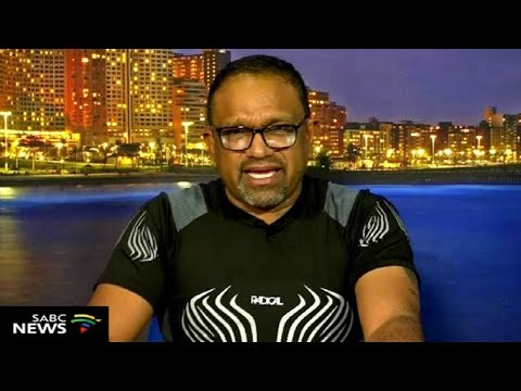 Visvin Reddy on Malema's controversial Indian statement
